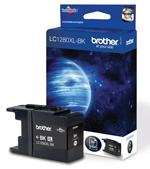 Картридж Brother LC1280XL-BK, оригинальный