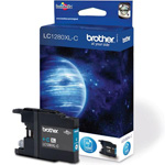 Картридж Brother LC1280XL-C, оригинальный