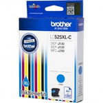 Картридж Brother LC525XL-C, оригинальный