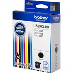 Картридж Brother LC529XL-BK, оригинальный