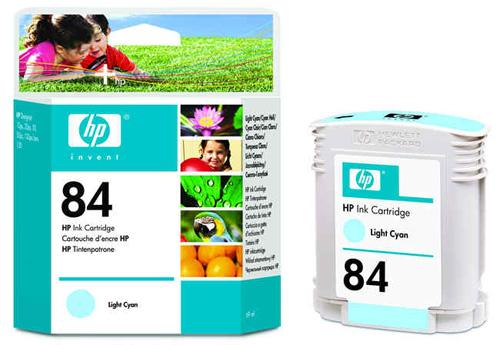 Картридж HP 84 C5018A Light Magenta для DJ 10/20/50ps